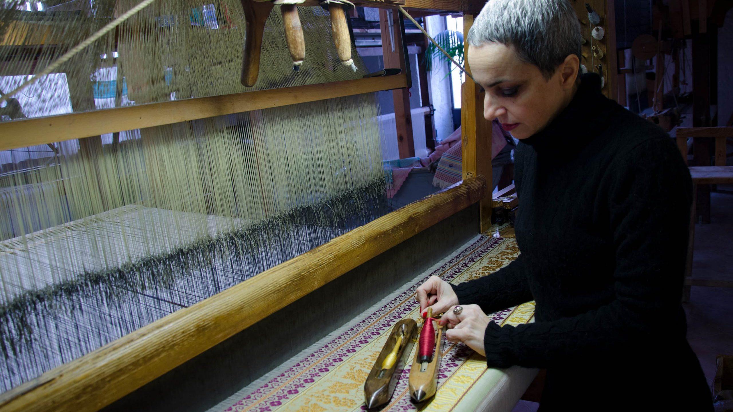 Weaving courses - Giuditta Brozzetti Museum Atelier  - Perugia, Umbria
