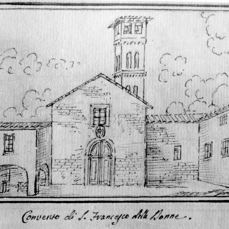 San Francesco delle Donne - Museo Atelier Giuditta Brozzetti - Perugia, Umbria