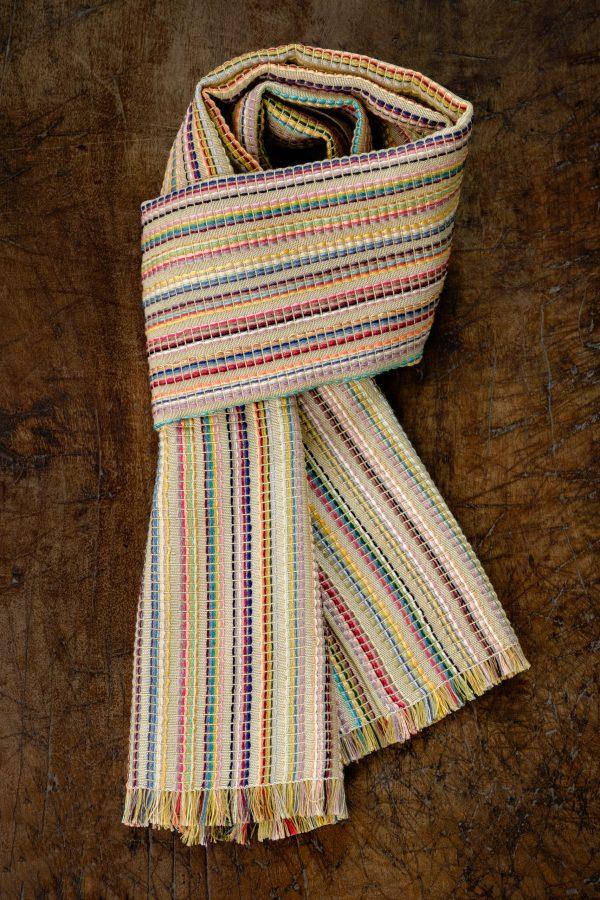 """""""Allegra"""" silk scarf - Scarves & Stoles, Silk blend"""