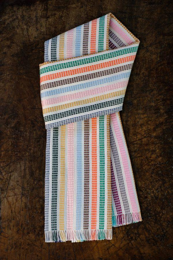"""""""Bianca"""" silk scarf - Scarves & Stoles, Silk blend"""